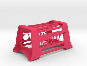 Yokomo Work Stand in Pink Strong & Flexible Polished