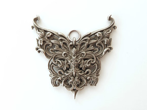 Butterfly pendant in Stainless Steel