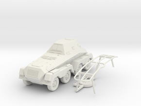1/56 (28mm) SdKfz 263 in White Strong & Flexible