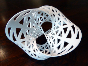 Seifert surface for (4,3) torus knot in White Strong & Flexible