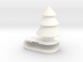 Iphone6 Tree in White Strong & Flexible Polished