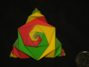 spidrohedra in Full Color Sandstone