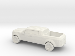 1/87 Ford Super Chief Concept in White Strong & Flexible