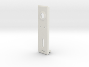 DNA40 1590B Side insert with Charger in White Strong & Flexible