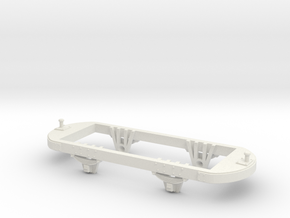 O9 long underframe  in White Strong & Flexible