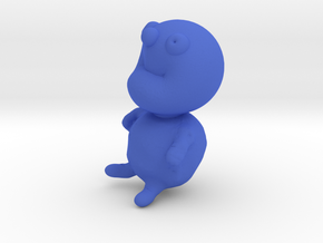 GROVER in Blue Strong & Flexible Polished