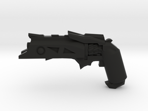 HS-80 Nightmare Pistol in Black Strong & Flexible