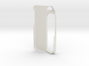 Structure Sensor iPhone 6 Case by Brian Smith in White Strong & Flexible