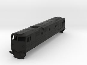 RenFe 1900 Class 1:87 Scale in Black Strong & Flexible