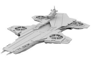 Hellicarrier [350mm] in White Strong & Flexible