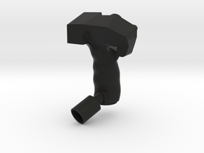 Blackhawk Grip Shelled in Black Strong & Flexible