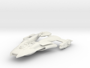 Broadsword Class B Scout in White Strong & Flexible