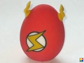Speedster Egglet in Full Color Sandstone