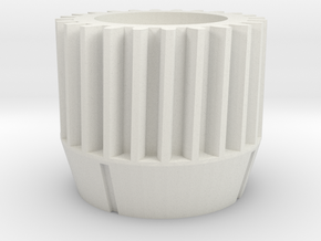 DR10 Clutch Gear in White Strong & Flexible