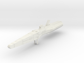 LoGH Alliance Fast Cruiser 1:3000 in White Strong & Flexible