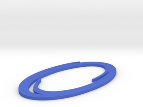 Portal Portal in Blue Strong & Flexible Polished