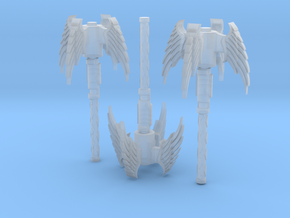 Angel Mace 3 Pack in Frosted Ultra Detail