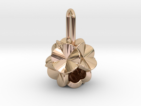 Pendant-c-6-5-10-90-p1o1 in 14k Rose Gold Plated