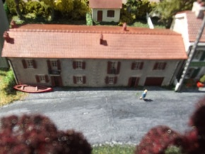 Cottages - FUD - Nm - 1:160 in Frosted Ultra Detail