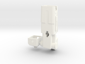 Roadbuster Impactor Kit Part 1 in White Strong & Flexible Polished