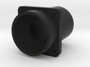 Button Starter Housing in Black Strong & Flexible