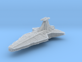 (Armada) Venator Star Destroyer in Frosted Ultra Detail