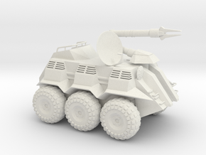 MALP 1/28 Scale in White Strong & Flexible