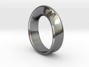 Moebius Ring - reference in Premium Silver