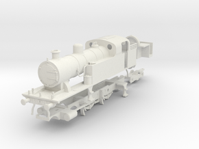 LMS (Ex LT&SR) 442 tank loco (superheated) in White Strong & Flexible