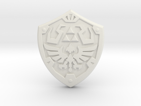 Royal Shield III in White Strong & Flexible