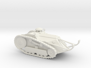 PV16B M1918 Ford Three Ton Tank (1/48) in White Strong & Flexible