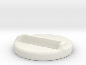 Iphone5 Dock in White Strong & Flexible