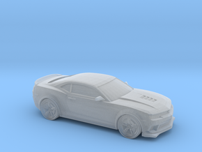 1/87 2014 Chevrolet Camaro Z28  in Frosted Ultra Detail
