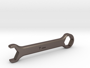 7mm wrench in Stainless Steel