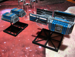BBF1 Complete Base Set in White Strong & Flexible