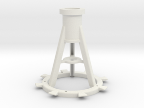 1:16 20mm Pedestal, Late in White Strong & Flexible