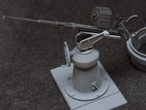 1:20 scale 20mm Oerlikon Set (WITH early Mk.4 Pede in Frosted Ultra Detail
