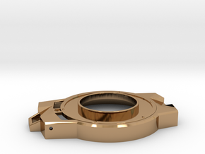 (Voyagers Omni) Body in Polished Brass