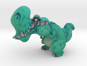 DiddleBugs Dino T-Rex in Full Color Sandstone