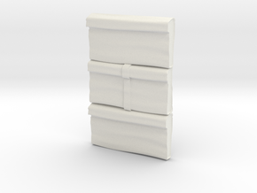 M12-Storage Bags in White Strong & Flexible