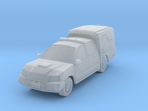 NSW Police Vehicle(N/1:160 Scale) in Frosted Ultra Detail