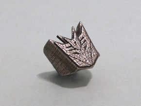[Transformer] Decepticon Ring size #9 in Stainless Steel