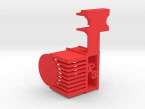 P3A Gimbal Lock in Red Strong & Flexible Polished