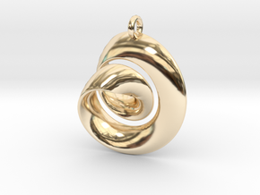 Fantasy-15 in 14K Gold