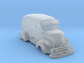 Retro Jeepers Creepers Van !:160 in Frosted Ultra Detail