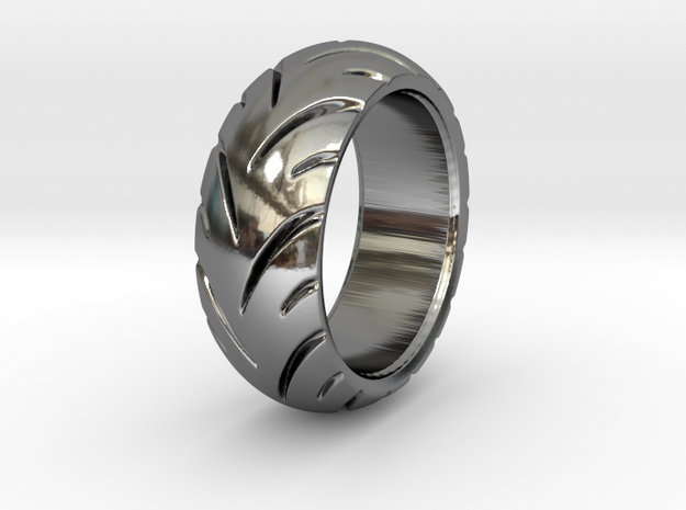 Ray Zing Massiv - Ring - US 9 - 19 mm inside 3d printed