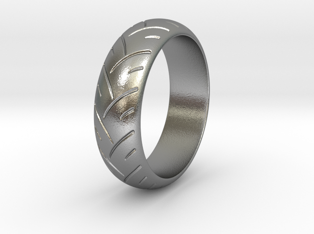 Victor F. - Ring - US 9 - 19 mm inside diameter 3d printed