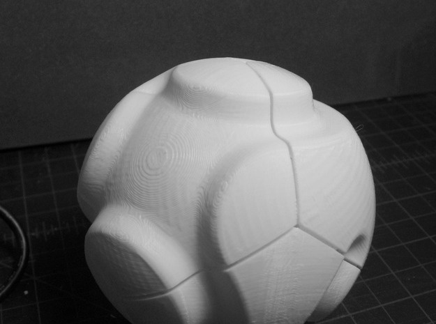 NSphere Thick (tile type:2) 3d printed