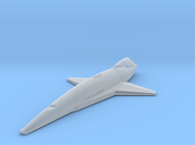 Orion Space Plane 3d printed