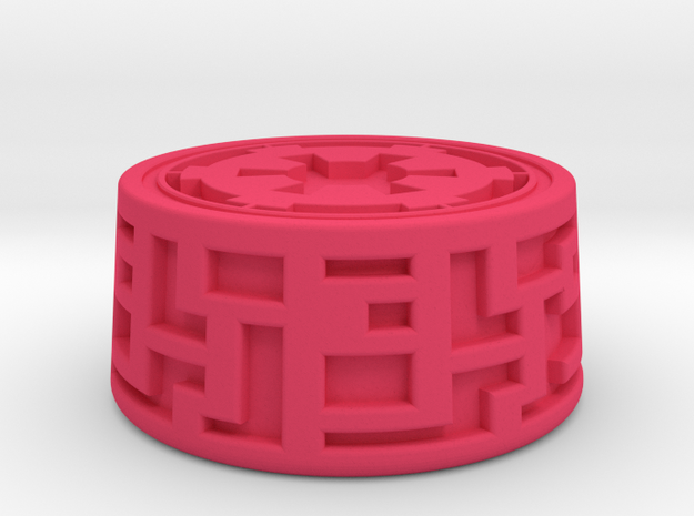 Empire Guitar Knob 3d printed